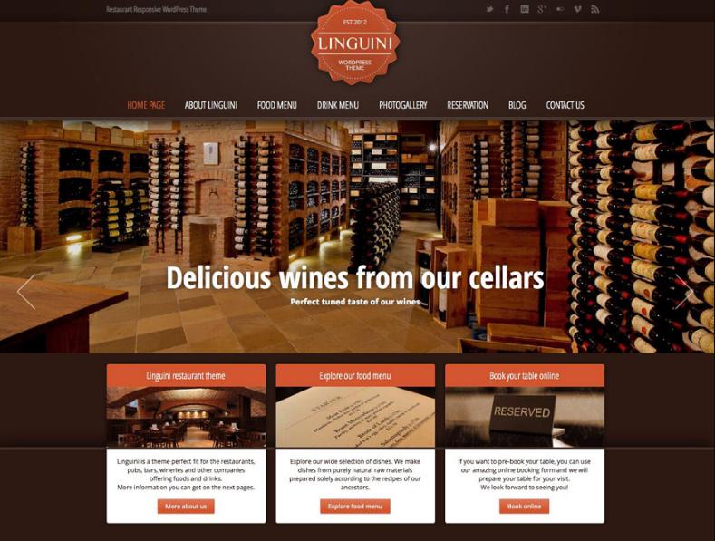 Những lợi ích từ việc thiết kế web nhà hàng, khách sạn