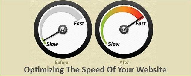 Tốc độ tải trang web quá chậm