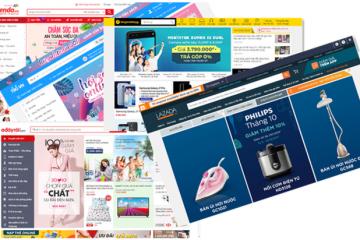 Top mẫu giao diện website bán hàng đẹp nhất.