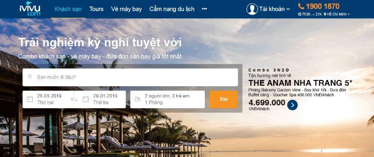 Ivivu website du lịch đẹp