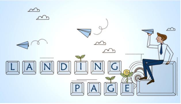 Những lợi ích khi bạn sử dụng landing page.