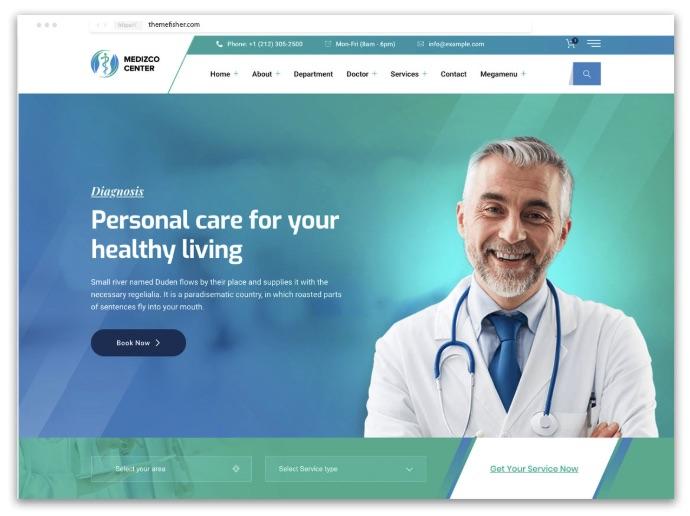 Thiết kế website y tế là gì